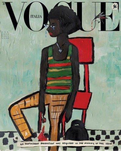 Vogue Italia January 2020 Cover C