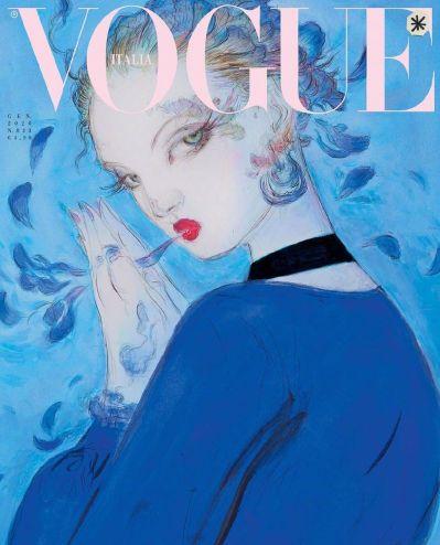 Vogue Italia January 2020 Cover G