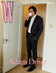 W Magazine 2020 Best Performance Issue Adam driver
