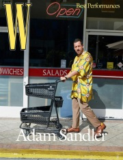 W Magazine 2020 Best Performance Issue Adam Sandler