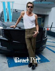 W Magazine 2020 Best Performance Issue Brad Pitt