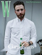 W Magazine 2020 Best Performance Issue Chris Evans