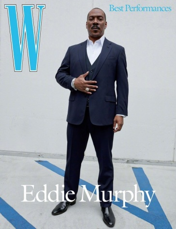 W Magazine 2020 Best Performance Issue Eddie Murphy