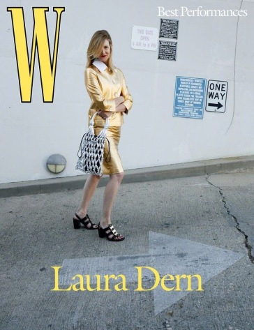 W Magazine 2020 Best Performance Issue Laura Dern