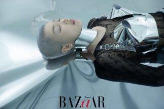 Zhou Dongyu for Mini Bazaar China January 2020-1