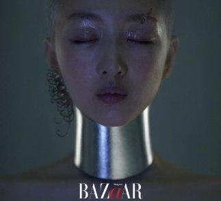 Zhou Dongyu for Mini Bazaar China January 2020-3