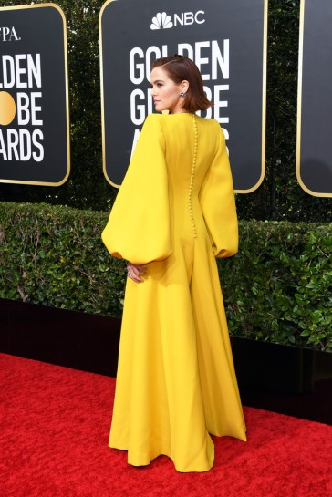 Zoey Deutch in Fendi Fall 2019 Couture-3