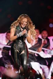 2020 Super Bowl Halftime Show Jennifer Lopez and Shakira-9