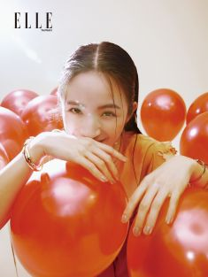 Ariel Lin for ELLE Taiwan February 2020-3