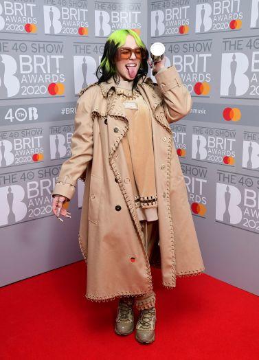Britain Brit Awards