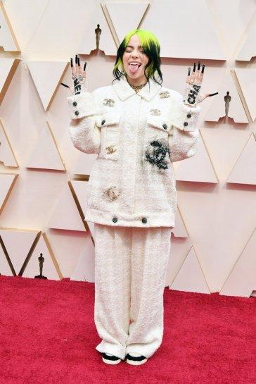 Billie Eilish in Chanel-1