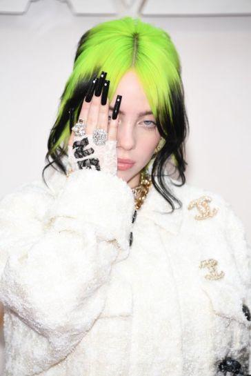 Billie Eilish in Chanel-2