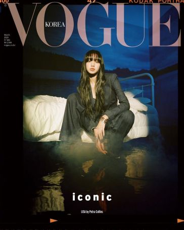 BLACKPINK for Vogue Korea March 2020 Cover--2
