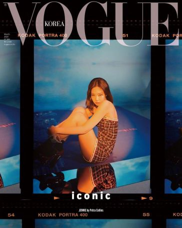 BLACKPINK for Vogue Korea March 2020 Cover--3