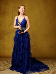 Brie Larson 2016 Gucci