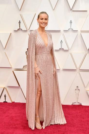 Brie Larson in Celine-6