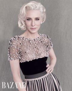 Cate Blanchett for Harper's Bazaar Taiwan February 2020-7