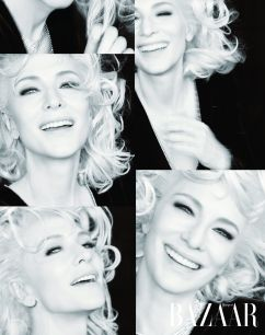Cate Blanchett for Harper's Bazaar Taiwan February 2020-9