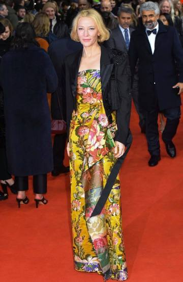 Cate Blanchett in Dries Van Noten Spring 2020-4