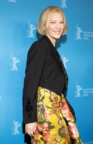 Cate Blanchett in Dries Van Noten Spring 2020-9
