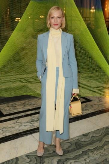 Cate Blanchett in Roksanda Fall 2018-2