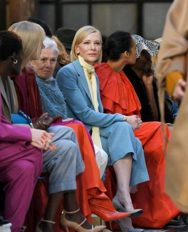 Cate Blanchett in Roksanda Fall 2018-9