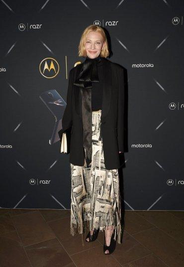 Cate Blanchett in Roksanda Fall 2020-2