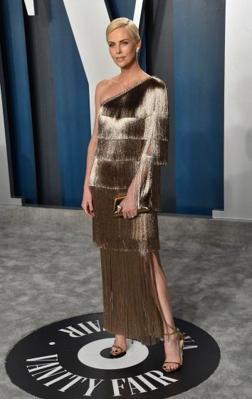 Charlize Theron in Dior Spring 2020 Couture-6