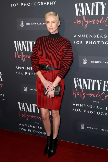 Charlize Theron in Louis Vuitton Resort 2020-5
