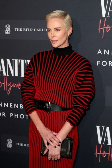 Charlize Theron in Louis Vuitton Resort 2020-7