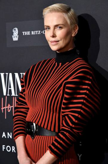Charlize Theron in Louis Vuitton Resort 2020-8