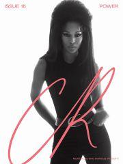 Cher &Naomi Campbell &Kim Kardashian for CR Fashion Book 16th Edition-4