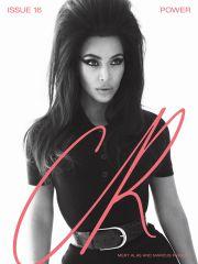 Cher &Naomi Campbell &Kim Kardashian for CR Fashion Book 16th Edition-5