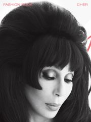 Cher &Naomi Campbell &Kim Kardashian for CR Fashion Book 16th Edition-7