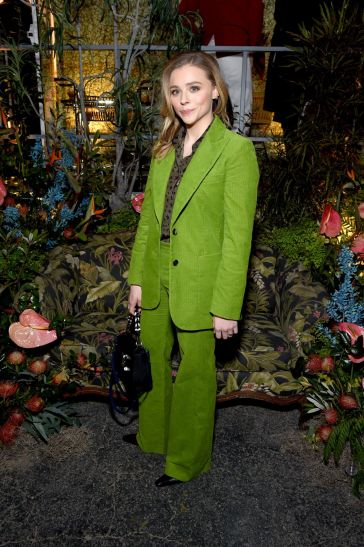 Chloe Grace Moretz in Bella Freud Spring 2020-2
