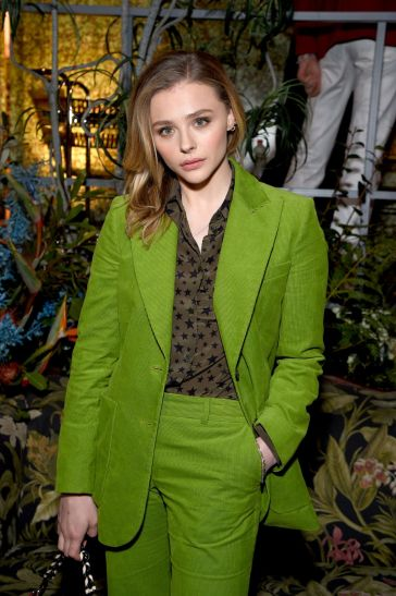 Chloe Grace Moretz in Bella Freud Spring 2020-3