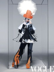 Chris Li for Vogue China March 2020-2
