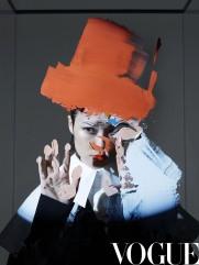 Chris Li for Vogue China March 2020-3