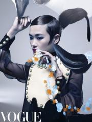 Chris Li for Vogue China March 2020-4