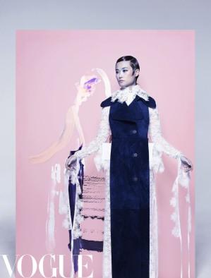 Chris Li for Vogue China March 2020-6