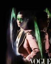 Chris Li for Vogue China March 2020-7