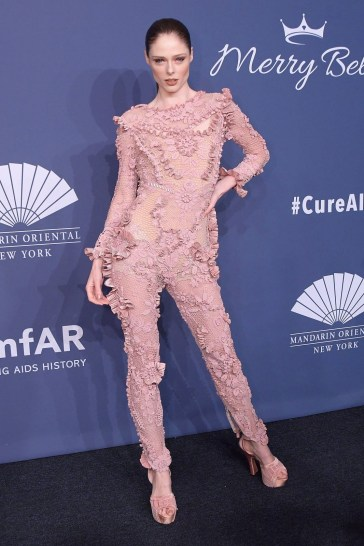 Coco Rocha in Jean Paul Gaultier Spring 2020 Couture-1