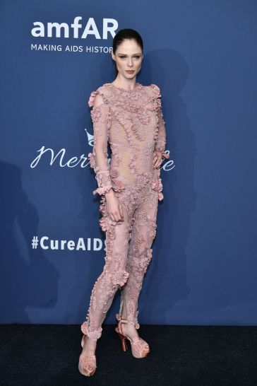 Coco Rocha in Jean Paul Gaultier Spring 2020 Couture-6