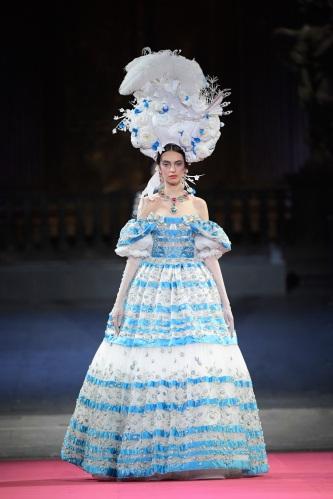 Dolce&Gabbana Alta Moda 2020 春夏高訂