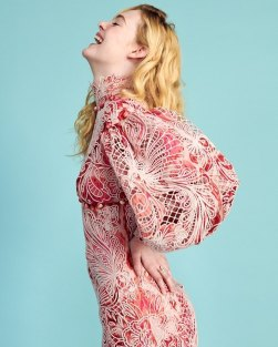 Elle Fanning Glamour France March 2020-10
