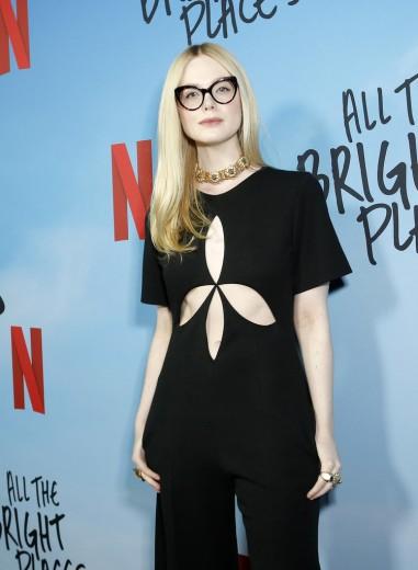 Elle Fanning in Gucci Spring 2020-6