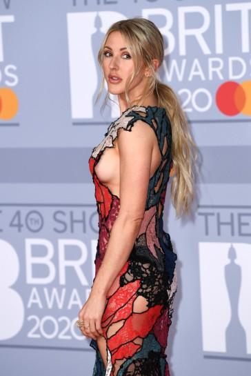 Ellie Goulding in Koché Spring 2020-2