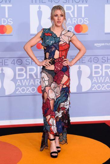 Ellie Goulding in Koché Spring 2020-3