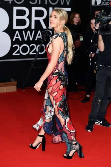 Ellie Goulding in Koché Spring 2020-5