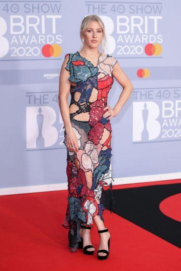 Ellie Goulding in Koché Spring 2020-7